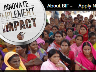 Bihar Innovation Forum Portfolio